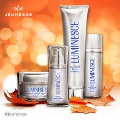 เจอเนสส์ โกลบอล: Luminesce ลูมิเนสส์ เจอเนส จำหน่ายผลิตภัณฑ์ ลูมิเน...