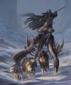 Frozen_shore_men_-_walrus.jpg (550×660)