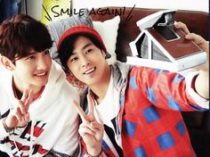 Yunho & Changmin ❤❤❤ I miss my baby's so much... T^T