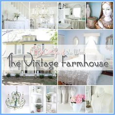 Cottage of the Week:  The Vintage Farmhouse