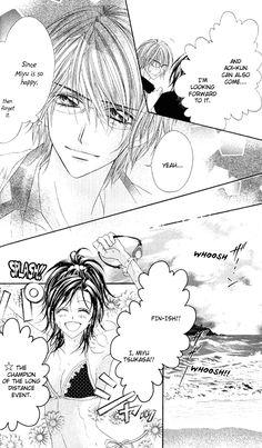 Read manga Rhapsody in Heaven 014 online in high quality