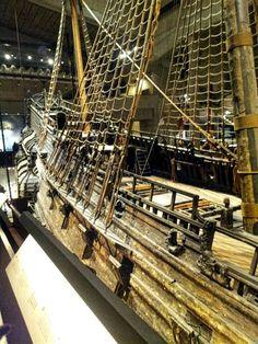 Vasamuseet in Stockholm  [2012] #travel #Stockholm #Sweden #museum