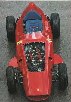 FERRARI 256 F1.1960