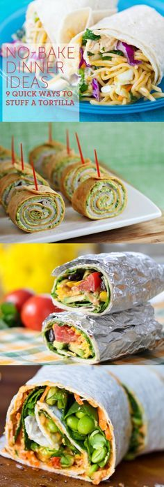 Chipotle better watch out. These Mom-made wraps are some stiff competition.