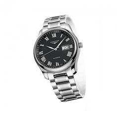 Longines Master collection in steel. Masculine and classic  L2.648.4.51.6  Owen & Robinson Jewellers Leeds