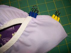 There was a post on my cloth diaper sewing board asking for a tutorial on how to make this type of diaper cover. I personally have no g...