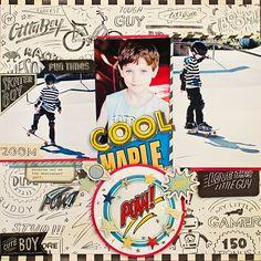 Skateboarding | Crate Paper Boys Rule