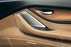 The BMW Pininfarina Gran Lusso Coupe represents the exclusive interpretation of a luxurious BMW Coupe as seen through the eyes of Pininfarina. Bmw Interior, Car Interior Sketch, Car Interior Design, Automotive Design, Auto Design, Truck Interior, Interior Concept, Le Manoosh, Auto Motor Sport
