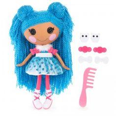 Lalaloopsy Loopy Hair Mittens Fluff n Stuff