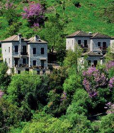 Aristi Mountain Resort at Zagorohoria
