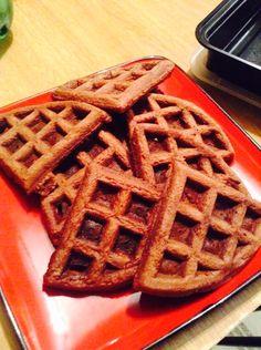 DIY Cake Waffles !
