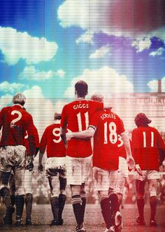 Paul Scholes and Ryan Giggs legends of Manchester