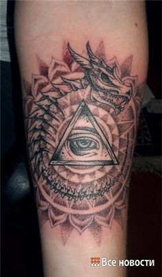 Terrific Meditation Tattoo Visual Tattoos 27 Charming Trippy Tattoos Hairstyles For Women Draintrainus