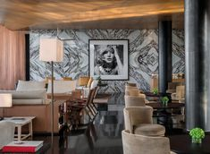 The Italians behind 'the best new luxury hotel' of 2017 - News - Frameweb Designer Hotel, Luxury Hotel Design, Luxury Hotels, Luxury Hotel Bathroom, Bvlgari Hotel, Hotel Lounge, Hotel Pool, Hotel Suites, Hotel Spa