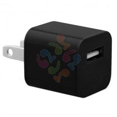 Eco USB Travel Charger Cube Universal 1A - Black | RP: $9.95, SP: $8.95