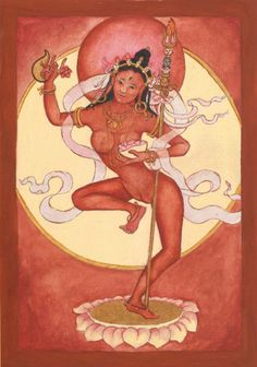 Dakinis are Buddhas' wisdom in feminine form. Without respect of the feminine, there can be no enlightenment. Tsem Rinpoche