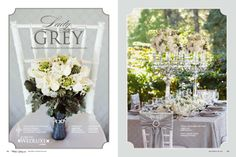 One of our first wedluxe shoots with Jaslyn Thorne Photography.  Flowers by Flower Factory .  Styling by Refection Events. Decor by Upright designs.