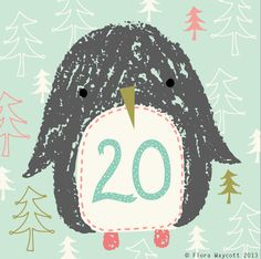 Flora Waycott advent day 20