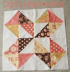 Dutch Pinwheel   FaveQuilts.com