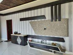 Modern Tv Unit Designs, Modern Tv Wall Units, Living Room Tv Unit Designs, Cool Bedroom Furniture, Tv Unit Furniture, Lcd Panel Design, Partition Design, Tv Cabinet Design, Tv Wall Design