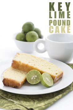 Tart and sweet, this low carb key lime pound cake makes a wonderful brunch or dessert. LCHF Keto Banting THM recipe via @dreamaboutfood