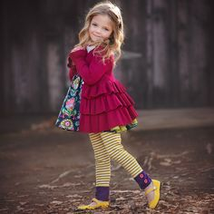 Persnickety Clothing CLEARANCE is going on now at My Little Jules. Get FREE SHIPPING when you place an order of $50+. Layaway plans available.