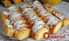See related links to what you are looking for. Strudel, Cookie Recipes, Dessert Recipes, Desserts, Food Porn, Kolaci I Torte, Serbian Recipes, Bread Cake, Recipes From Heaven
