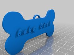 My Customized Dog Tag 1 by ngreen11.