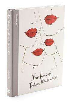 New Icons of Fashion Illustration, #ModCloth
