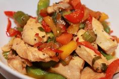 Healthy & Tasty Chicken Stir Fry