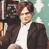 Matthew Gray Gubler - That second face made me pee myself XD