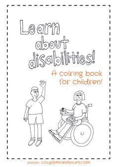 Activities for Teaching Preschoolers About Disability