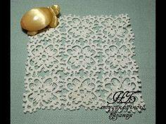Crochet Leaves, Crochet Wool, Thread Crochet, Crochet Doilies, Crochet Stitches, Crochet Motif Patterns, Crochet Squares, Crochet Borders, Diy Crafts Crochet