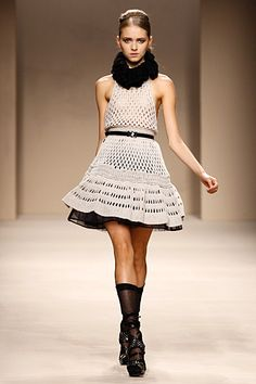 Les Copains › Ready-to-Wear '2010 Spring-Summer