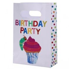 Hungry Caterpillar Party Bag | 8ct for $4.50 in The Very Hungry Caterpillar - Party Themes