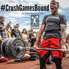 #crossfit Cross Fitness, Training Motivation, Crossfit, Bodybuilding, Health Fitness, Bucket, Challenges, Exercise, Mood