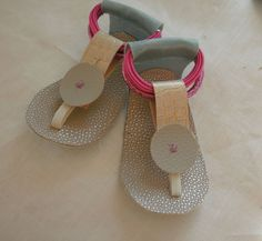 SHOES Baby girl  beach  sandals   612 mths by ollybelle on Etsy, $18.99