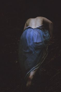 """""""Everything falls in a tremendous shower, dissolving me."""" - Virginia Woolf, The Waves.  Photo by Lisa Griffin"""