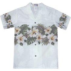 Boy Aloha Shirts - Spring