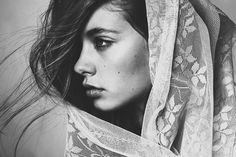Portrait Photography by Denmark based photographer Greta Tu           View the website