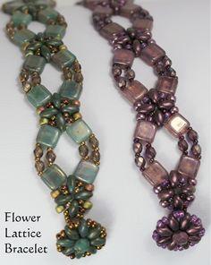 Starman TrendSetter Flower Lattice Bracelet pattern