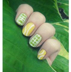 tennis nails