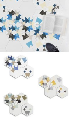 #cement #floor #tiles KEIDOS by Enticdesigns | #design MUT Design @enticdesigns