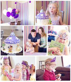 Sofia the First Birthday