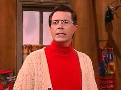 Jon Stewart & Stephen Colbert Sing Hanukkah Songs ....you just gotta laugh! :)
