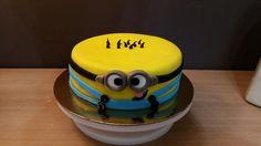 Sims Cake Shop: Bolo de aniversário Minions
