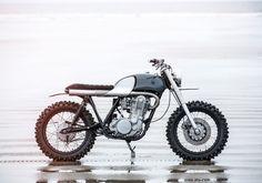 Yamaha SR500 Type #7X by Auto Fabrica