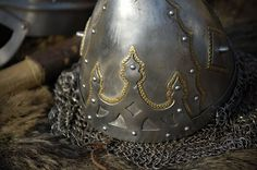 Kievan Rus helm