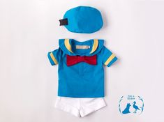 Shorts for both sets come with detachable suspenders to allow more use for everyday wear. Please write Donald Duck and the size you would like in. Twin Birthday, Kid Styles, Heron, Suspenders, Baby Fever, Children Photography, Peter Pan, Donald Duck, Fox