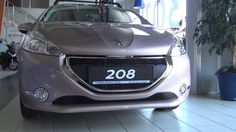 Peugeot 208 Active 1.4 HDi Blossom Grey